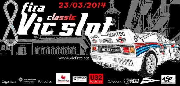 March 2014: 8th Classic Slot Exhibition