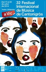 July 2014: 32nd International Music Festival of Cantonigròs