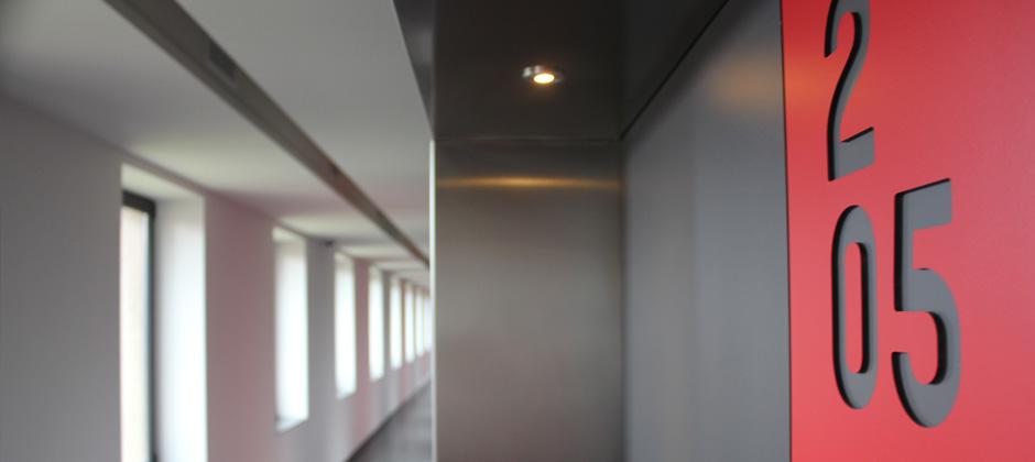 Seminari / Alojamiento